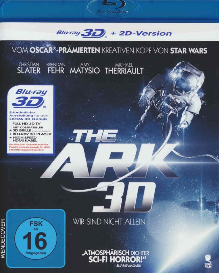 The Ark - Wir sind nicht allein (2012) (Blu-ray 3D + Blu-ray)