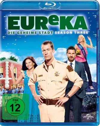 Eureka - Staffel 3 (4 Blu-ray)