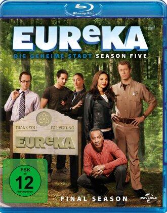 Eureka - Staffel 5 - Finale Staffel (3 Blu-ray)
