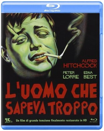 L'uomo che sapeva troppo (1934) (s/w)