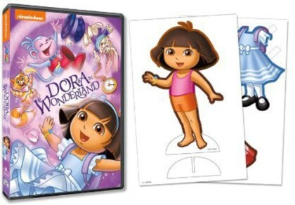 Dora the Explorer - Dora in Wonderland (Limited Edition)