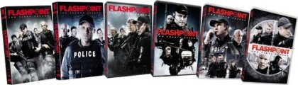 Flashpoint - The Complete Series (18 DVDs)