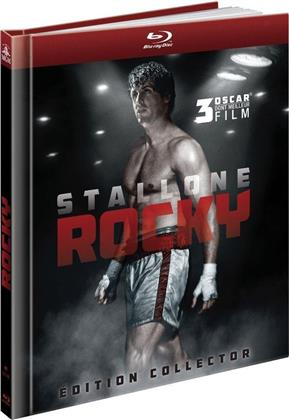 Rocky (1976) (Collector's Edition, Digibook, Edizione Limitata, Blu-ray + DVD)