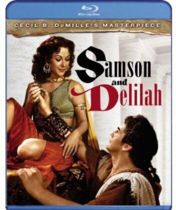 Samson and Delilah (1949) (Blu-ray + DVD)