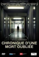 Chronique d´une mort oubliée