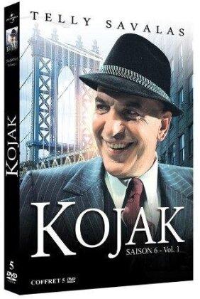 Kojak - Saison 6 (5 DVDs)