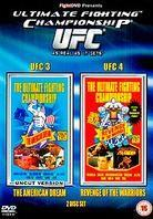 UFC 3 & 4 - The American Dream / Revenge of the Warriors (2 DVDs)