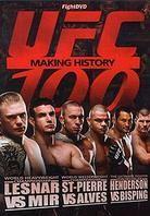 UFC 100 - Making History (2 DVDs)