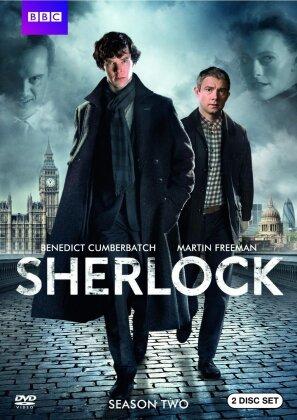 Sherlock - Season 2 (BBC, 2 DVDs)