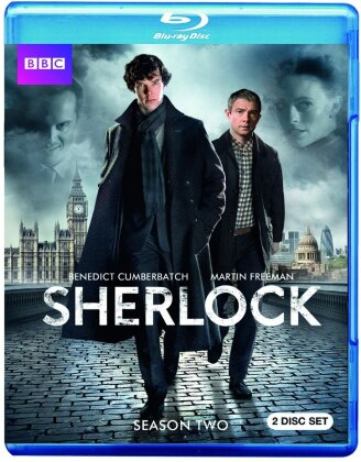 Sherlock - Season 2 (BBC, 2 Blu-rays)