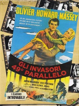 Gli invasori - 49° parallelo (1941) (I Classici Introvabili, s/w)