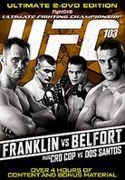 UFC 103 - Franklin vs. Belfort (2 DVDs)