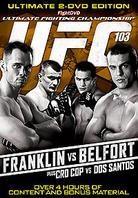 UFC 103 - Franklin vs. Belfort (2 DVDs)