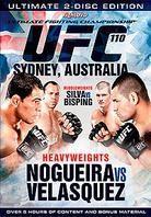 UFC 110 - Nogueria vs. Velasquez (2 DVDs)