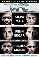 UFC 112 - Invincible (2 DVDs)