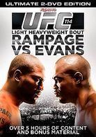 UFC 114 - Rampage vs. Evans (2 DVDs)