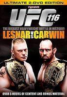 UFC 116 - Lesnar vs. Carwin (2 DVDs)