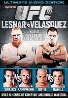 UFC 121 - Lesnar vs. Velasquez (2 DVDs)