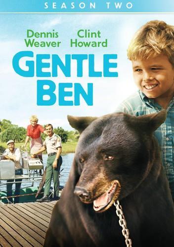 Gentle Ben - Season 2 (s/w, 4 DVDs)