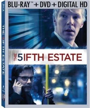 The Fifth Estate (2013) (Blu-ray + DVD)