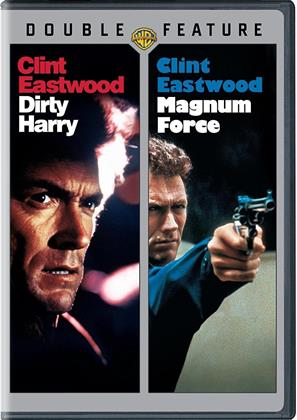 Dirty Harry / Magnum Force (Double Feature, 2 DVDs)