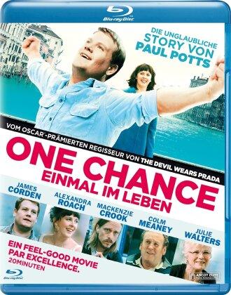One Chance - Einmal im Leben (2013)