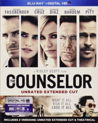 The Counselor (2013) (2 Blu-rays)