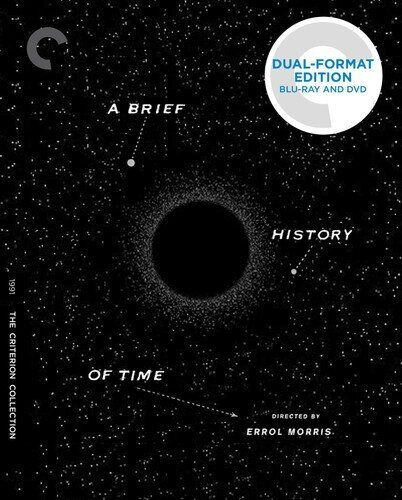 A Brief History of Time (Criterion Collection, Blu-ray + DVD)