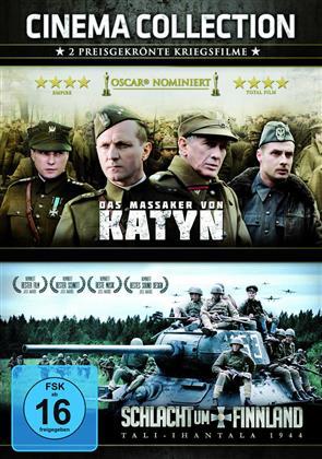 Das Massaker von Katyn / Schlacht um Finnland (Cinema Collection)