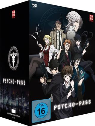 Psycho-Pass - Staffel 1 - Vol. 1 (+ Sammelschuber, Limited Edition, 2 DVDs)