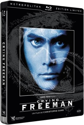 Crying Freeman (1995) (Limited Edition, Steelbook, Blu-ray + DVD)