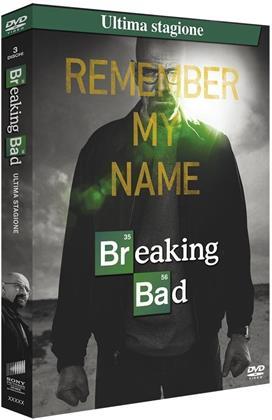 Breaking Bad - Stagione 5.2 - La stagione finale (3 DVD)