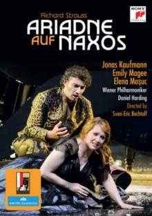 Wiener Philharmoniker, Daniel Harding, … - Strauss - Ariadne auf Naxos (Sony Classical, Unitel Classica, Salzburger Festspiele, 2 DVDs)