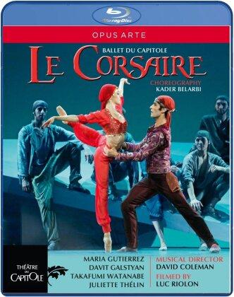 Orchestre National du Capitole, Ballet du Capitole, … - Adam - Le Corsaire (Opus Arte)