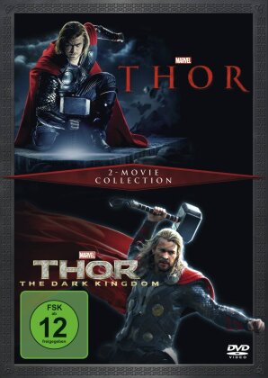 Thor (2011) / Thor 2 (2013) (2 DVDs)