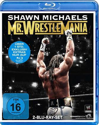 WWE: Shawn Michaels - Mr. Wrestlemania (2 Blu-rays + 4K Ultra HD)