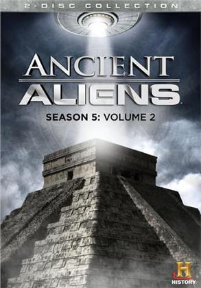 Ancient Aliens - Season 5.2 (2 DVDs)