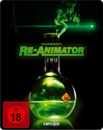 Re-Animator 1 + 2 (Steelbook)