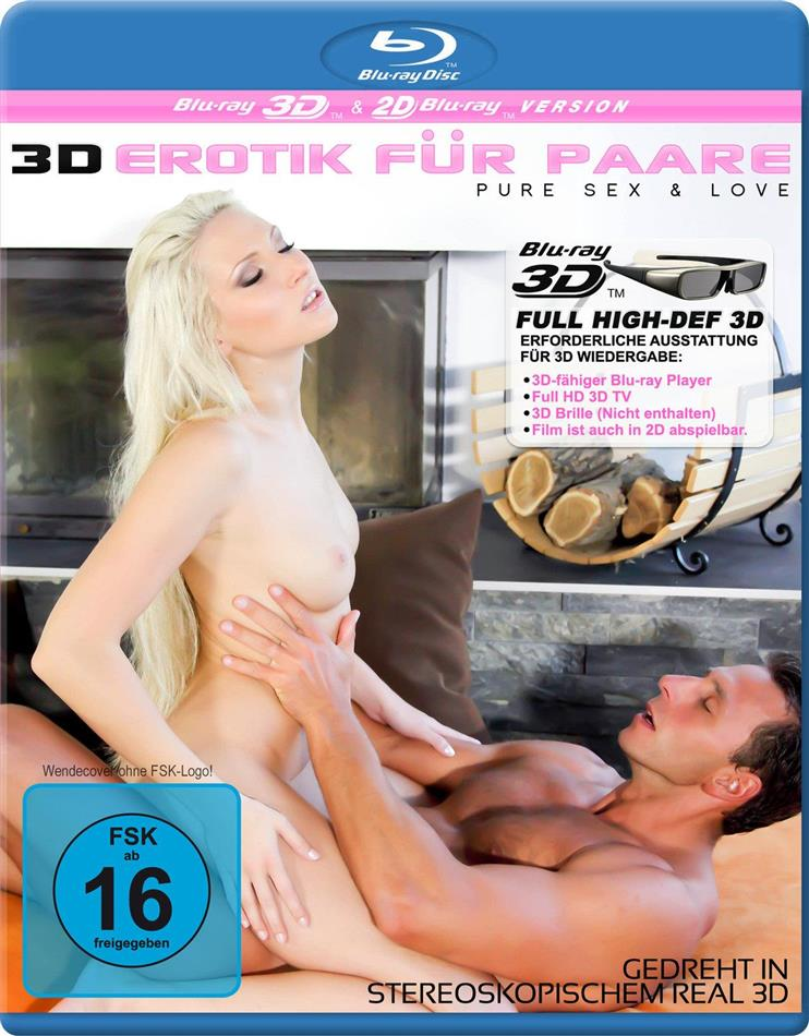 3D Erotik für Paare - Pure Sex & Love
