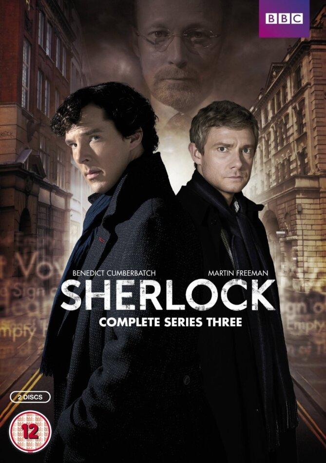 Sherlock - Series 3 (BBC, 2 DVDs)