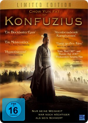 Konfuzius (2010) (Limited Edition, Steelbook)