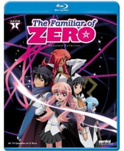 The Familiar of Zero - Season 1 (2 Blu-ray)