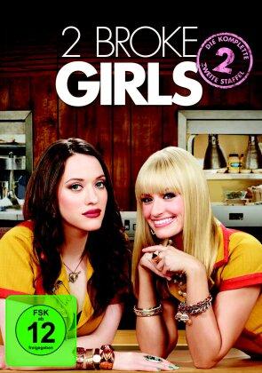 2 Broke Girls - Staffel 2 (3 DVDs)