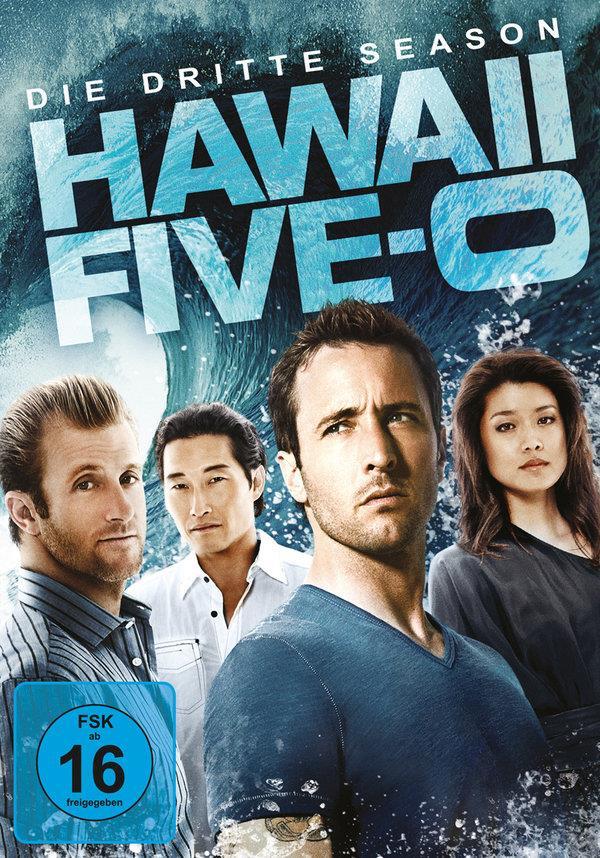 Hawaii Five-O - Staffel 3 (2010) (6 DVDs)