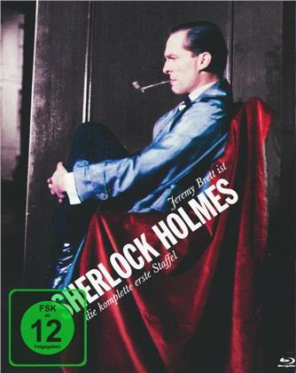 Sherlock Holmes - Staffel 1 (4 Blu-rays)