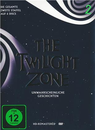 The Twilight Zone - Staffel 2 (6 DVDs)