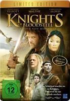 Knights of Bloodsteel - Die Ritter von Mirabilis (Limited Edition, Steelbook, 2 DVDs)
