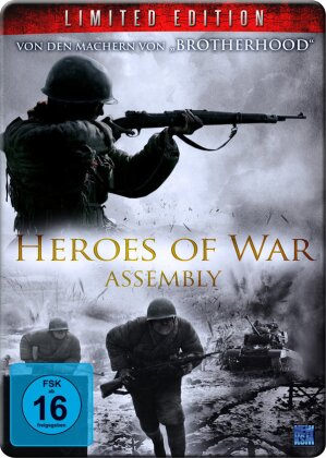 Heroes of War - Assembly (2007) (Limited Edition, Steelbook)