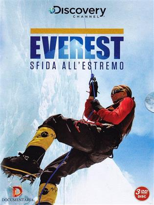 Everest - Sfida all'estremo (Discovery Channel, 3 DVDs)