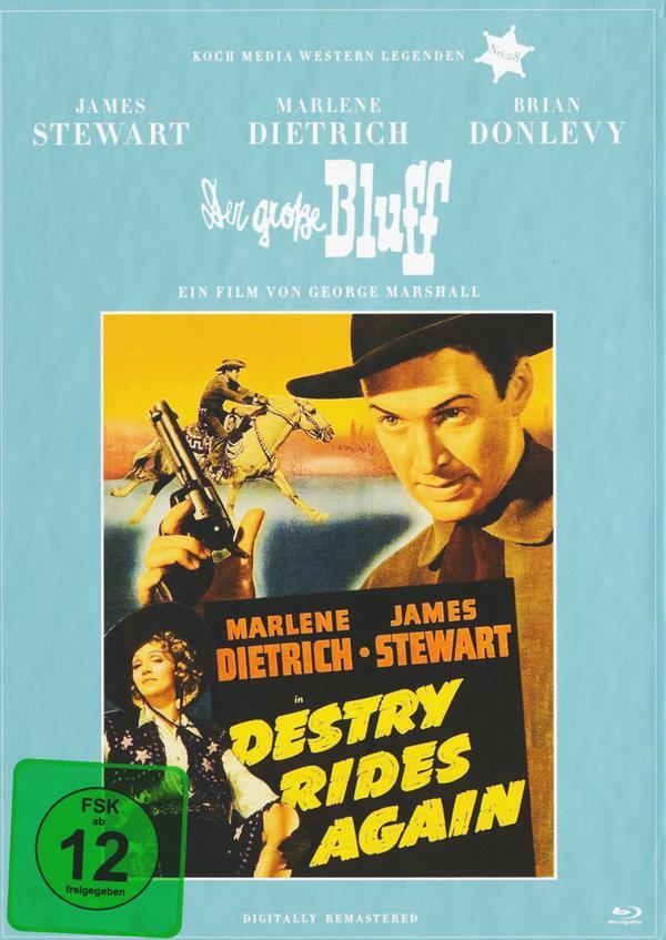 Der grosse Bluff (1939) (Edition Western-Legenden 28, n/b)